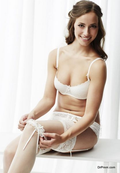 5 Tips for choosing that sexy wedding lingerie