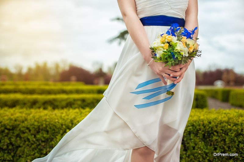 Wedding flowers significance