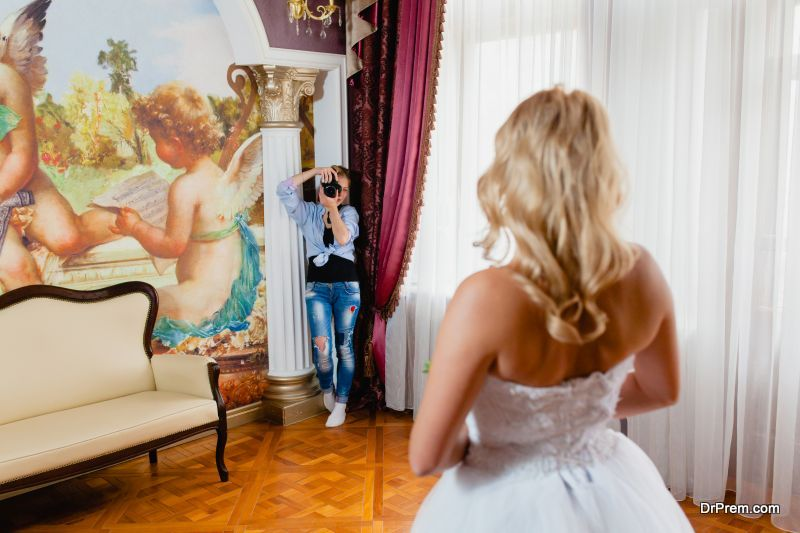 best bridal photographs