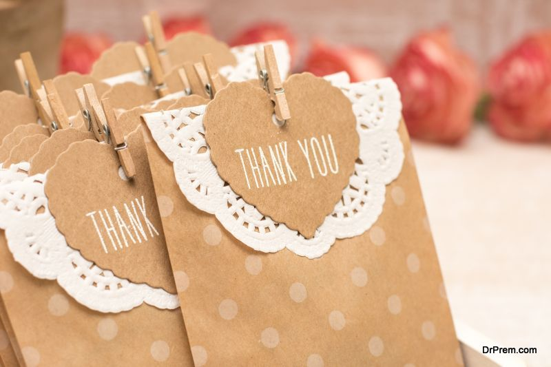 Wedding Favours Ideas