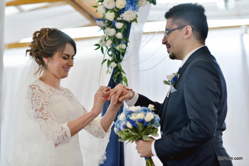 Controversial wedding decisions