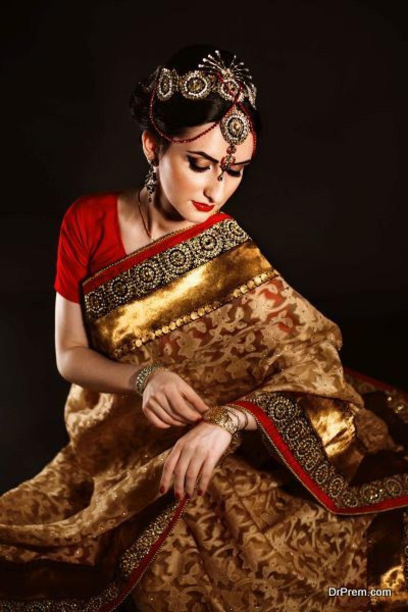 Sari types