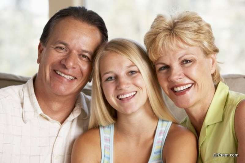 Parents can play a special role in your second marriage