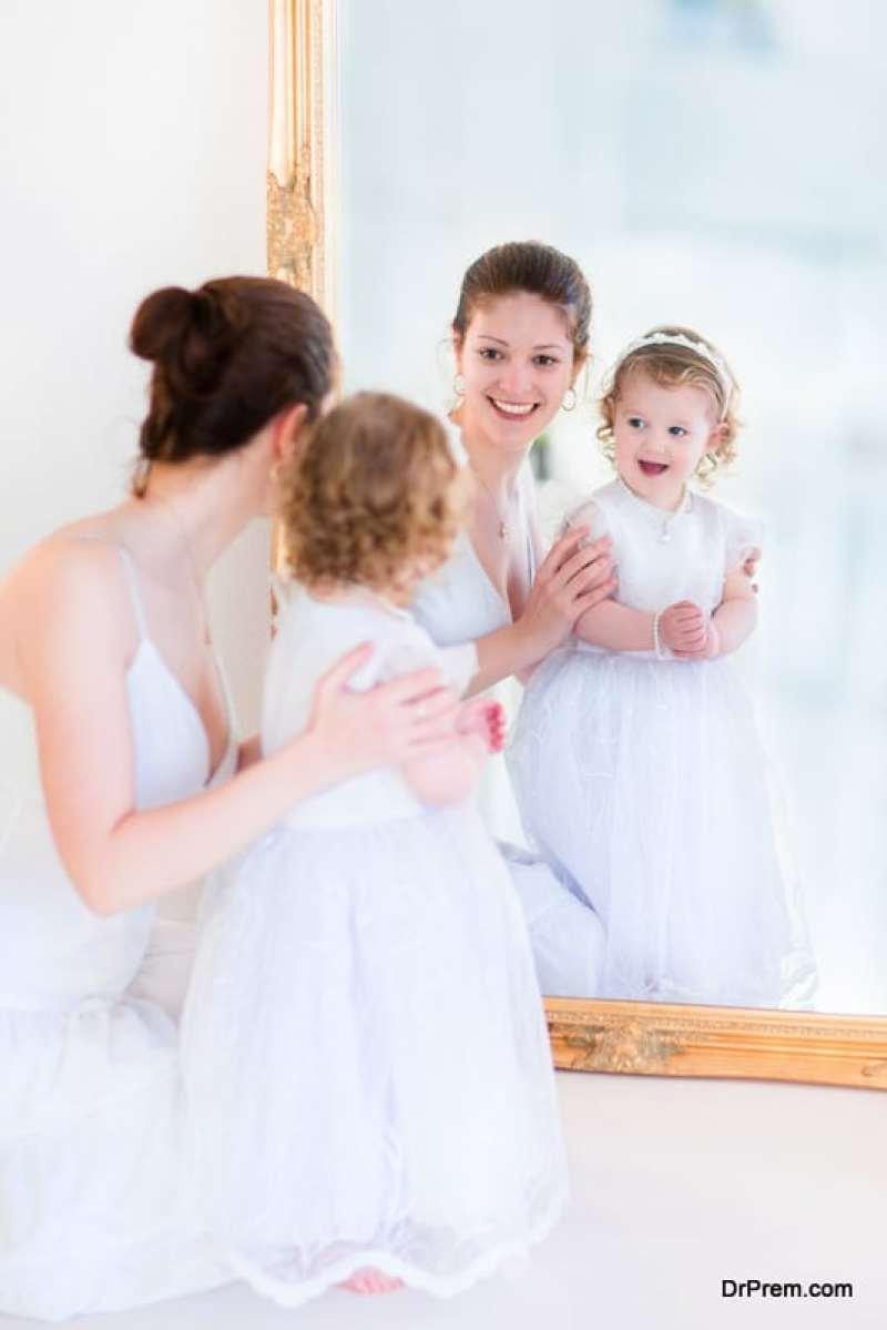 make your daughter a bridesmaid