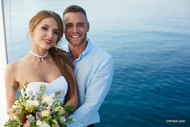 Cruise weddings
