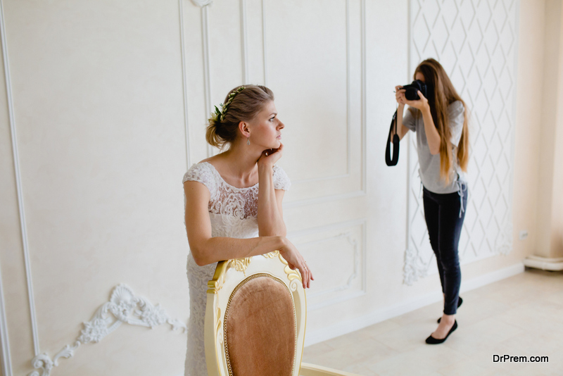 Wedding Day Photo Experience