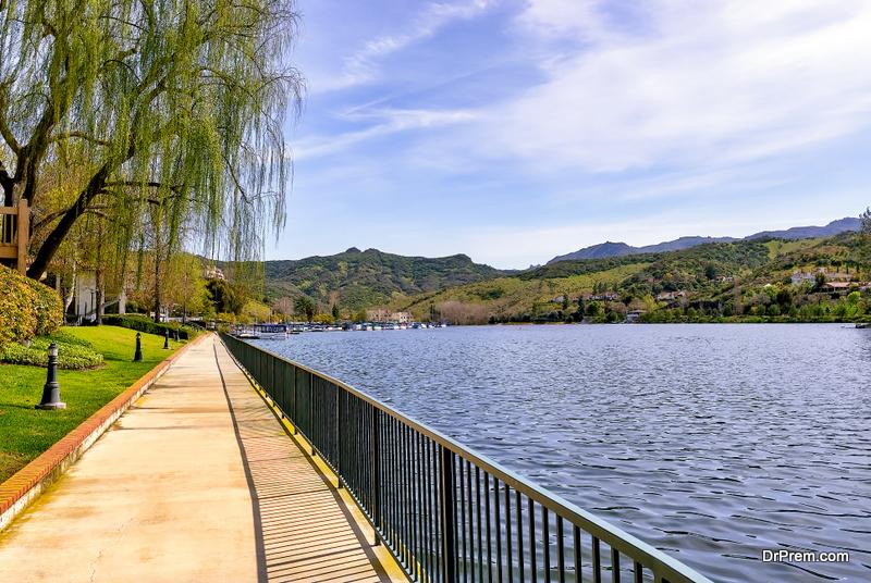 Westlake, California,