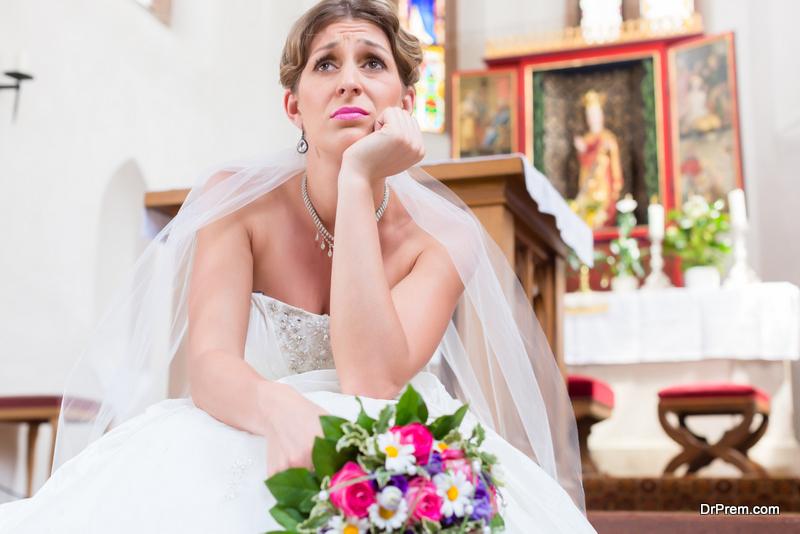 Postpone the wedding