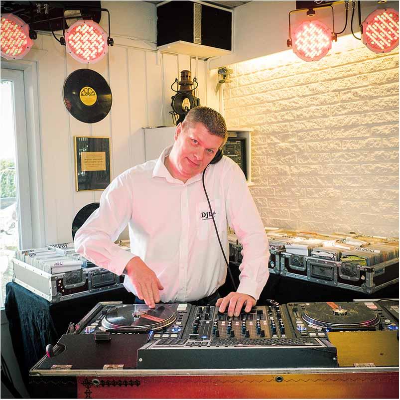 DJ Bryllup