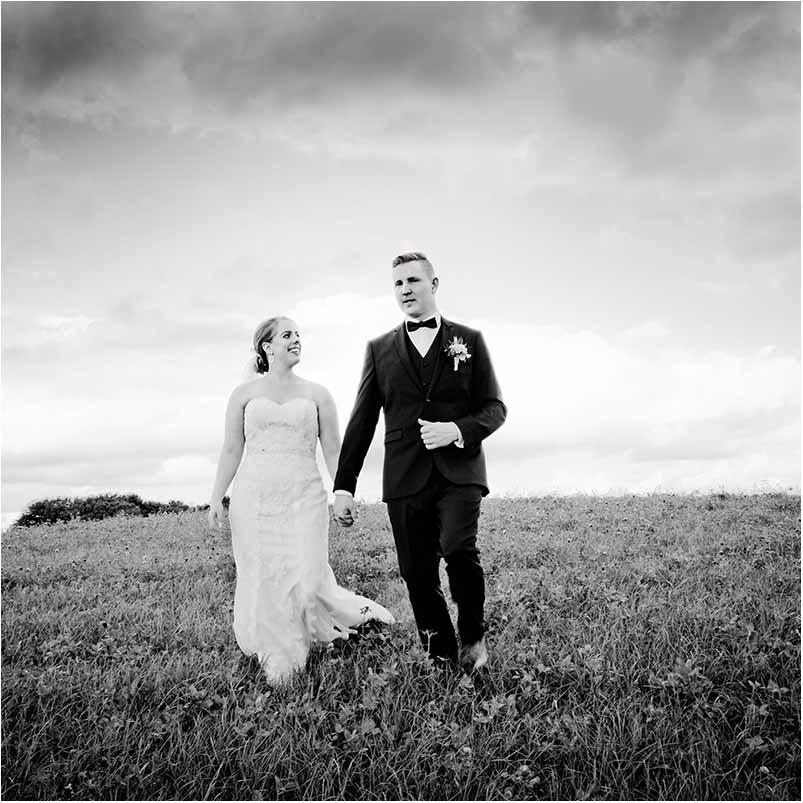 bryllup billeder i naturen