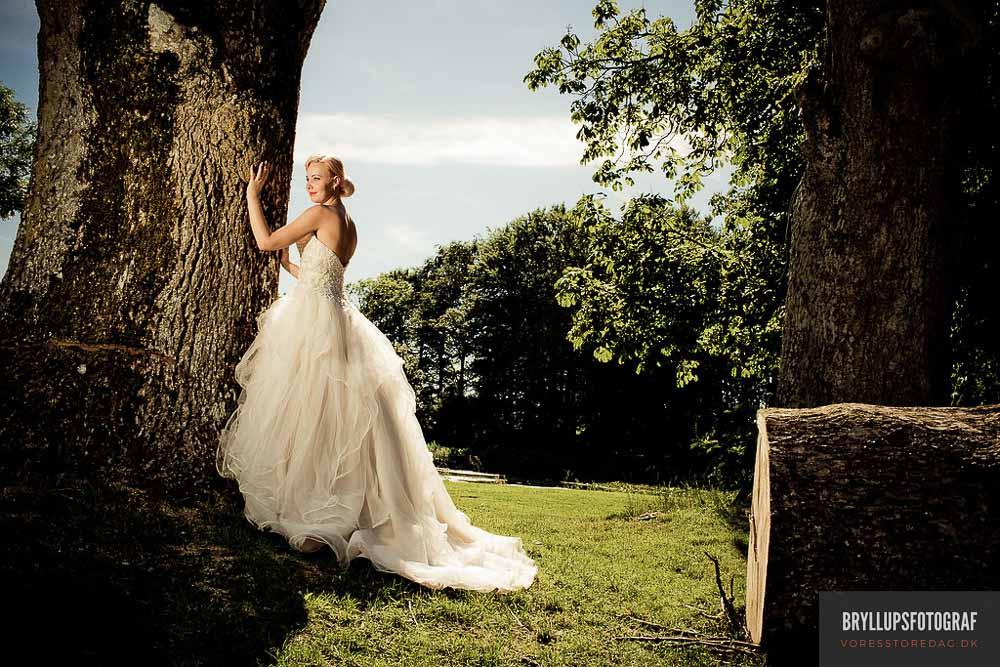bryllupsfoto Ringkøbing