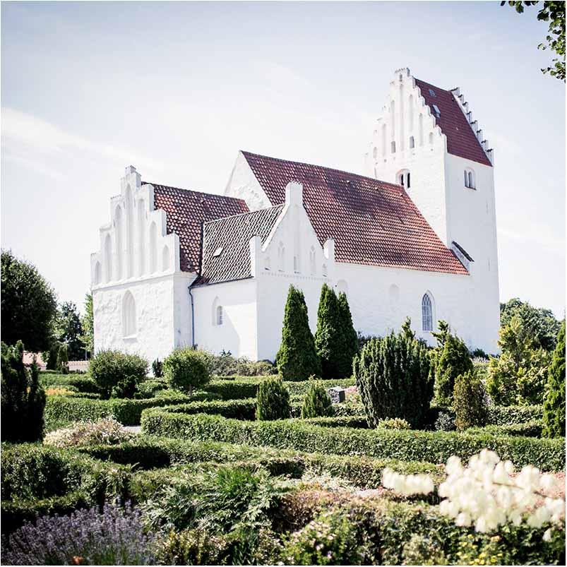 kirke bryllup