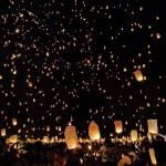 Use Sky Lanterns At A Wedding 5 Ways To Do A Lantern Release