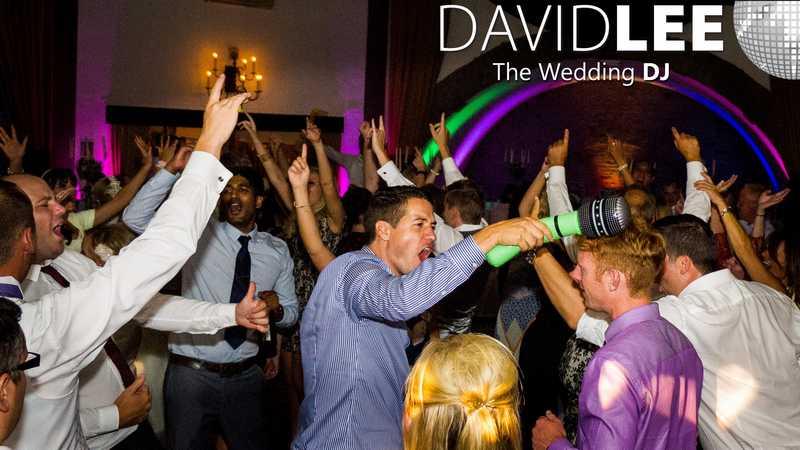 Manchester Wedding DJ David Lee
