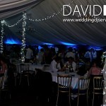 Astley Hall uplighting and fairy lights