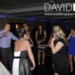 Guests dancing at Worsley Wedding