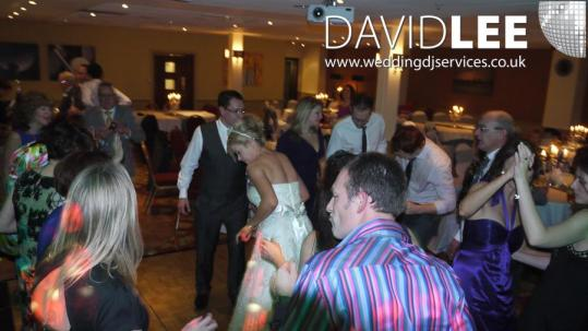 Worsley Wedding DJ in Lancashire