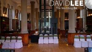 Christies Bistro Wedding Venue Manchester