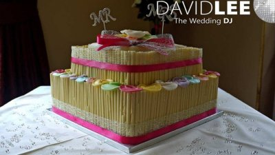 Bury Wedding Cake