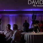 Denton Club venue lighting