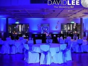 Lancashire Cricket Club venue lighting