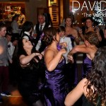 Bridesmaids Dancing at White Hart