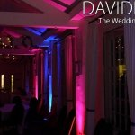 Wedding Lighting for Yorkshire Wedding