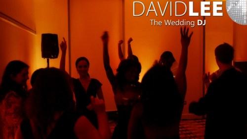 Hilton Manchester Wedding DJ