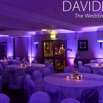 Wedding Lighting at Village Hotel Cheadle