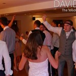 Wedding Guests Dancing at Fishermans Retreat