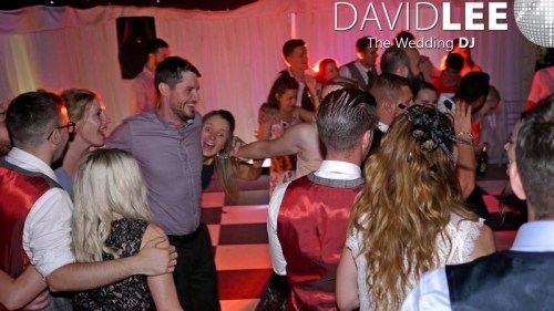 wedding dj soughton hall