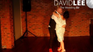 Wedding DJ Bartle Hall