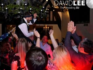 Samlesbury Hall Wedding DJ Services