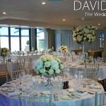 South Terrace wedding set-up