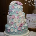 Brookdale Golf Club Wedding Cake