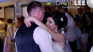 First Dance at Brookdale Golf Club Wedding