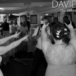 Rocking out at Brookdale Golf Club Wedding DJ
