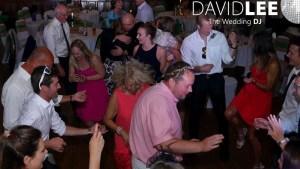 Saddleworth Wedding Guests Dancing the night away