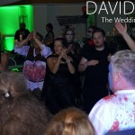Wedding DJ David Lee at Halloween Wedding