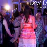 dance floor full at Leighton Hall