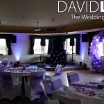 Blackley Golf Club Wedding DJ & Uplighting