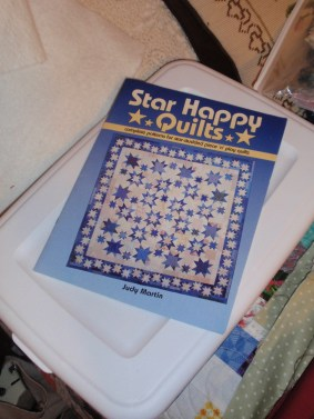 Star Happy Pattern and Fabric
