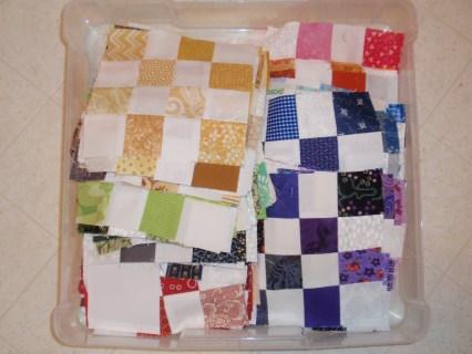 Sweet Sixteen Blocks