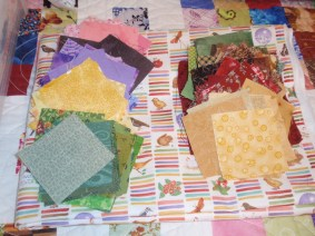 Fabric for twin baby quilts