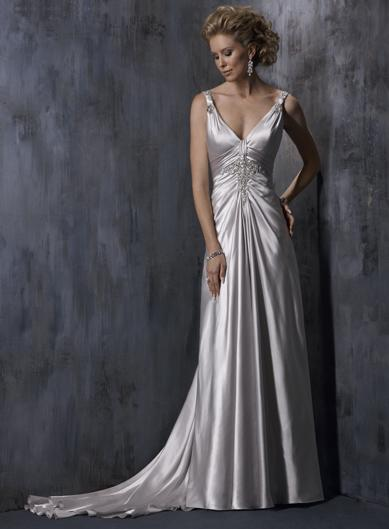 Silver Wedding Dresses Wedding Dresses Guide