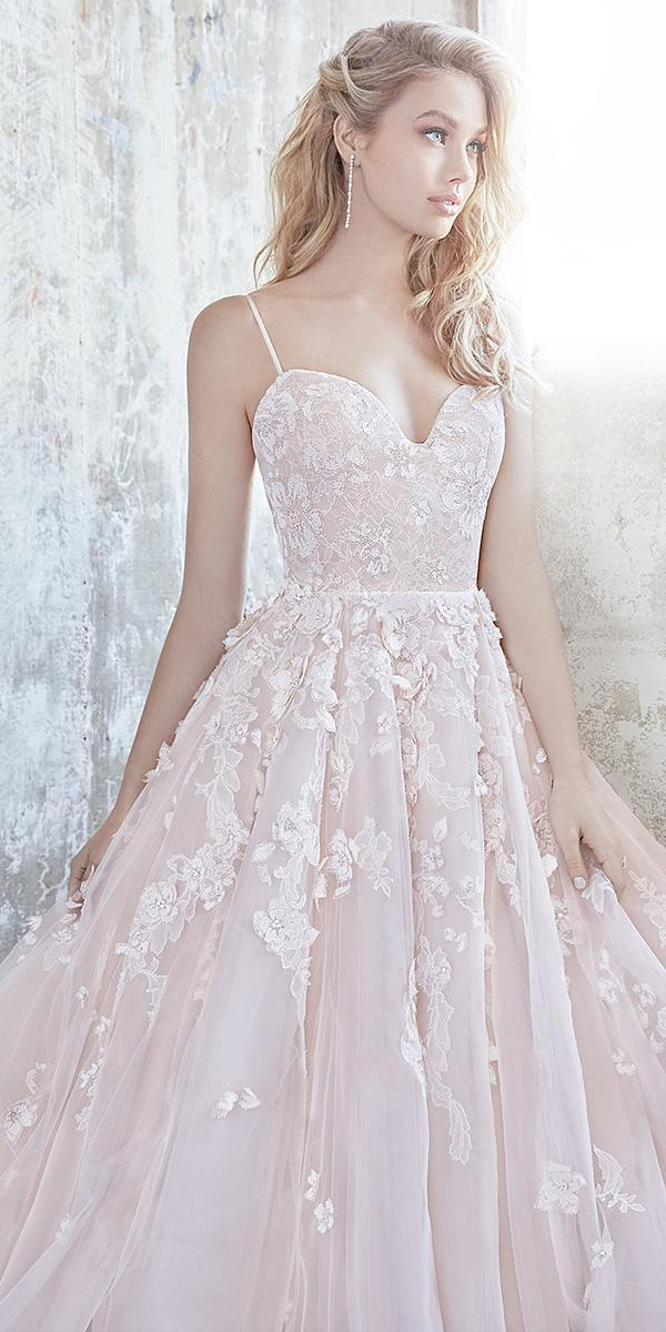 15 Hayley Paige Wedding Dresses For A Romantic Bride