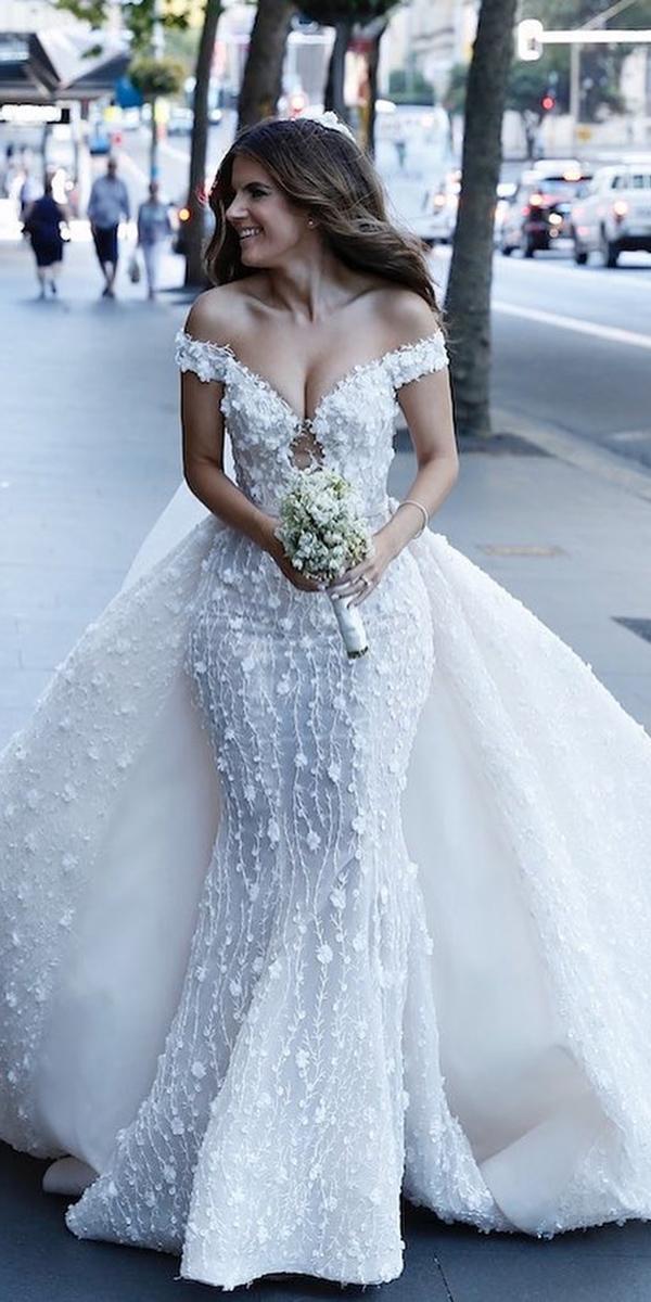 33 Mermaid Wedding Dresses For Wedding Party Wedding