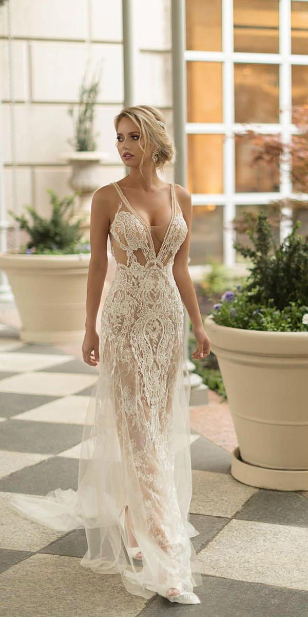 Sexy Naama And Anat Wedding Dresses 2019 Wedding Dresses