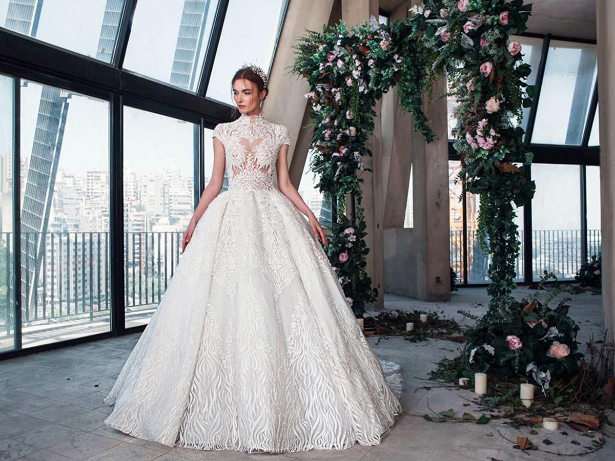 Royal Tony Ward Wedding Dresses 2019