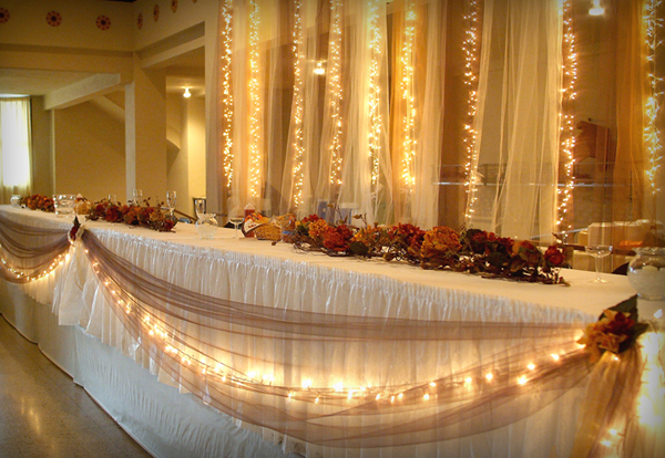 Great Ideas Of The Head Tables Decor